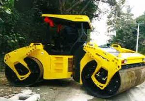 彩色沥青路面施工设备公司