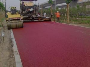 贵州彩色沥青路面承建公司