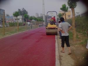 彩色沥青路面承建公司